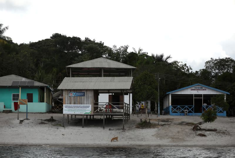 Isolation not enough to save Amazon indigenous village from COVID-19