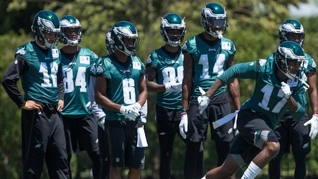 In his latest Better or Worse, Andrew Kulp takes a look at the Eagles' wide receivers in 2019.