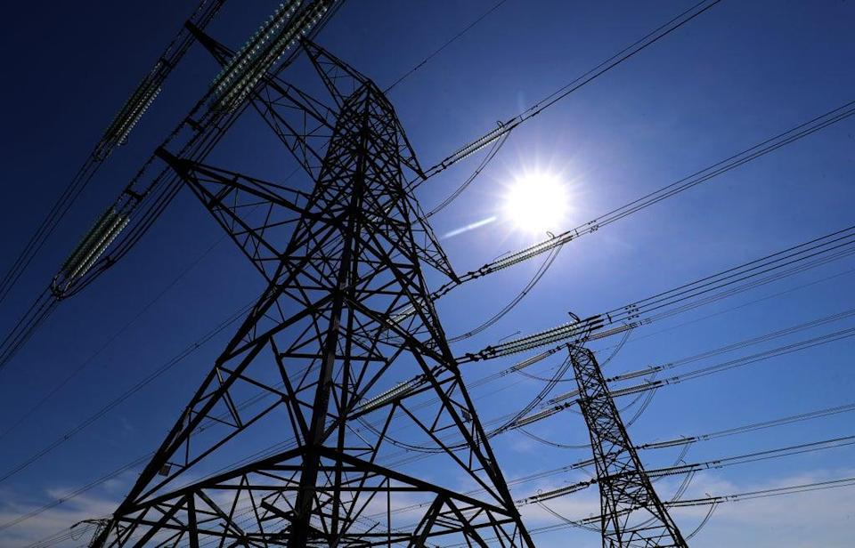 Electricity prices have spiked to 'sky high' levels. (Gareth Fuller/PA) (PA Archive)