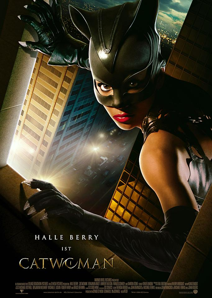 "<a href=""http://movies.yahoo.com/movie/catwoman/""><b>Catwoman</b></a><br> Release date: July 23, 2004<br> Estimated budget: $100 million<br> U.S. gross: $40.2 million"