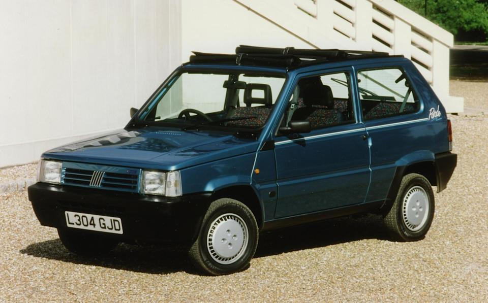 Fiat's Panda was a true car for the city