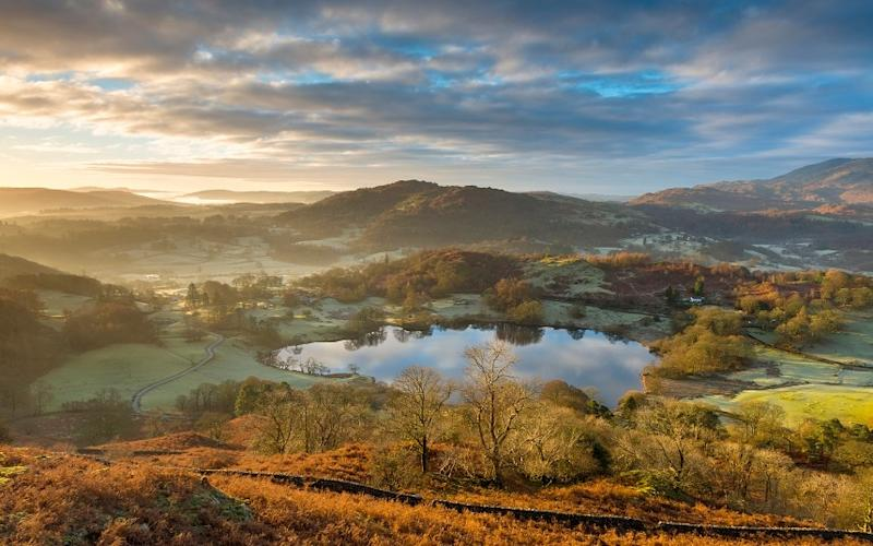 The Lake District's picturesque patchwork of lakes, valleys, woodlands and fells make it one of the best places in Britain to get out and experience the great outdoors - © John Finney photography