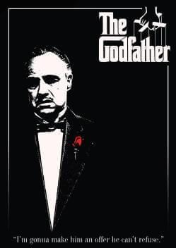 The Godfather has an IMDb rating of whopping 9.1