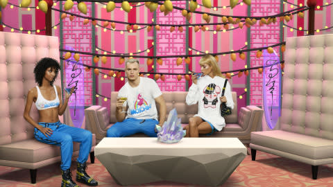 The Sims Reveals a Collaboration with Italian Luxury Fashion House, Moschino