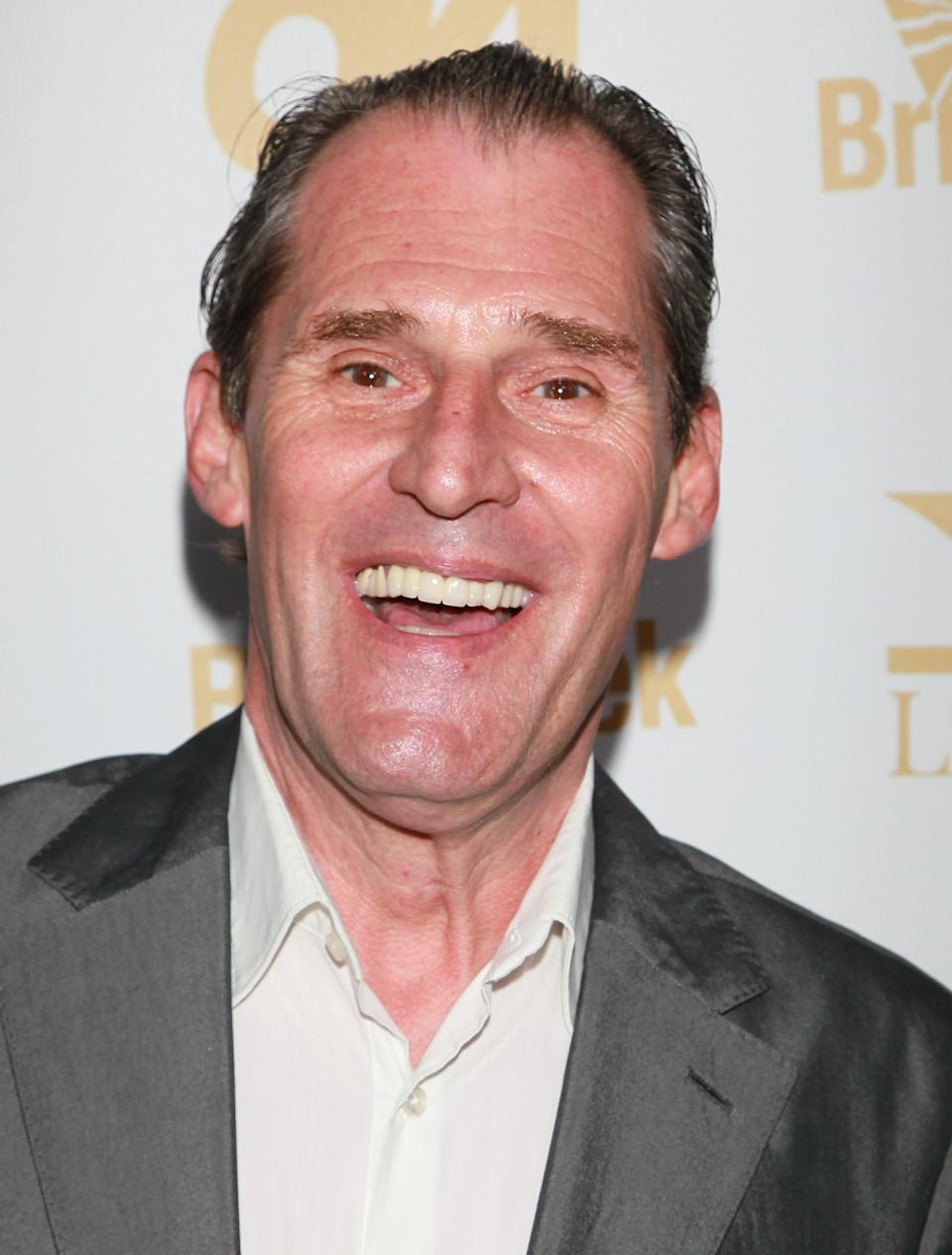 Actor Ben Cross attends the OK! Magazine and BritWeek Oscars party at The London West Hollywood on February 25, 2011 in West Hollywood, California.