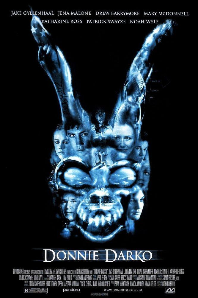 """<p>Halloween means doomsday in the classic cult film, which we never get tired of watching.</p><p><a class=""""link rapid-noclick-resp"""" href=""""https://www.amazon.com/Donnie-Darko-Jake-Gyllenhaal/dp/B002MGGM9I/ref=sr_1_1?dchild=1&keywords=Donnie+Darko&qid=1593548863&s=instant-video&sr=1-1&tag=syn-yahoo-20&ascsubtag=%5Bartid%7C2139.g.32998129%5Bsrc%7Cyahoo-us"""" rel=""""nofollow noopener"""" target=""""_blank"""" data-ylk=""""slk:WATCH HERE"""">WATCH HERE</a></p>"""
