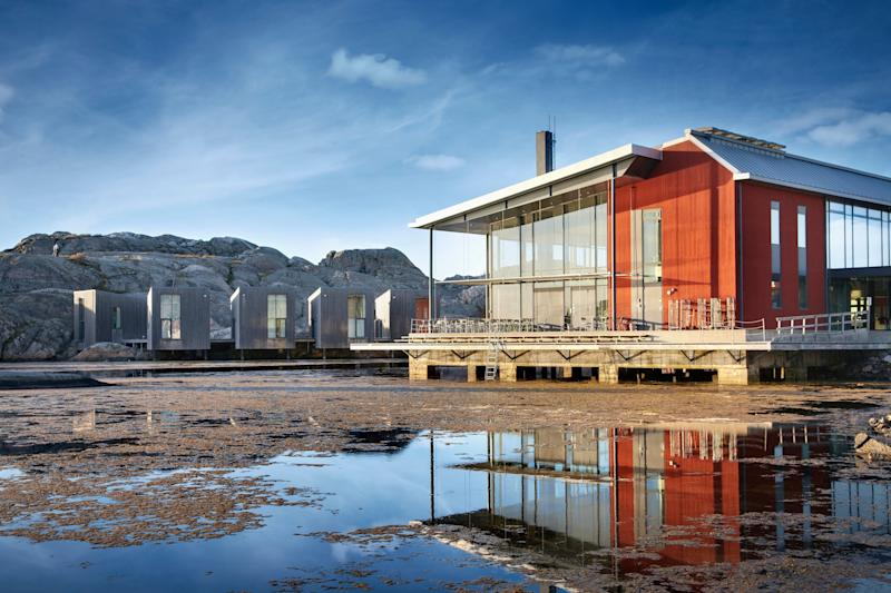 The Nordic Watercolour Museum - getty