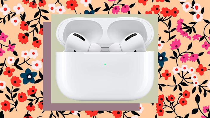 If you haven't had a chance to nab a pair of AirPod Pro headphones yet, today is your lucky day.