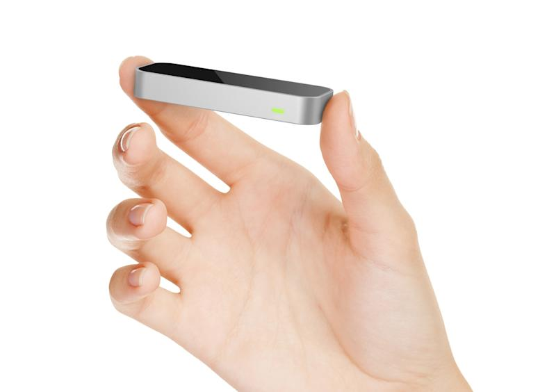 Leap jumps to capture next step in motion control