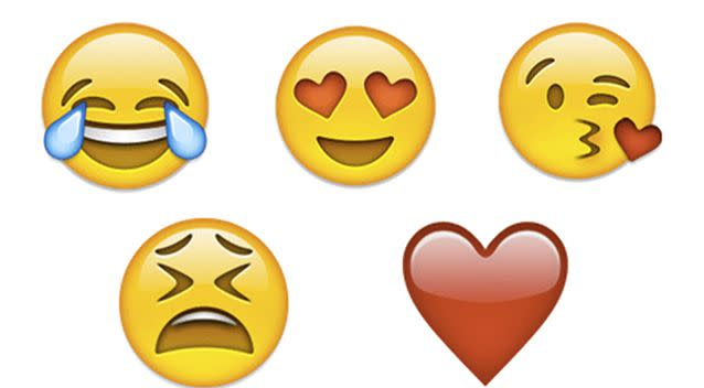 The research found emojis actually have a negative effect on the recipient of the email.