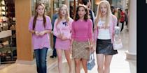 """<p>We're still trying to make <em>fetch</em> happen, and it can be achieved this Halloween. Whether you opt for Regina, Gretchen, or Karen, you're definitely going to need a classic pink sweater. </p><p><strong>Get the look: Extreme Cashmere</strong> little cardi in glamour, $500, <a href=""""https://go.redirectingat.com?id=74968X1596630&url=https%3A%2F%2Fshop.harpersbazaar.com%2Fdesigners%2Fextreme-cashmere%2Flittle-cardi-in-glamour-65550.html&sref=https%3A%2F%2Fwww.harpersbazaar.com%2Ffashion%2Ftrends%2Fg2339%2Ffashionable-halloween-costume-ideas%2F"""" rel=""""nofollow noopener"""" target=""""_blank"""" data-ylk=""""slk:shopbazaar.com"""" class=""""link rapid-noclick-resp"""">shopbazaar.com</a>.</p><p><a class=""""link rapid-noclick-resp"""" href=""""https://go.redirectingat.com?id=74968X1596630&url=https%3A%2F%2Fshop.harpersbazaar.com%2Fdesigners%2Fextreme-cashmere%2Flittle-cardi-in-glamour-65550.html&sref=https%3A%2F%2Fwww.harpersbazaar.com%2Ffashion%2Ftrends%2Fg2339%2Ffashionable-halloween-costume-ideas%2F"""" rel=""""nofollow noopener"""" target=""""_blank"""" data-ylk=""""slk:SHOP"""">SHOP</a> </p>"""
