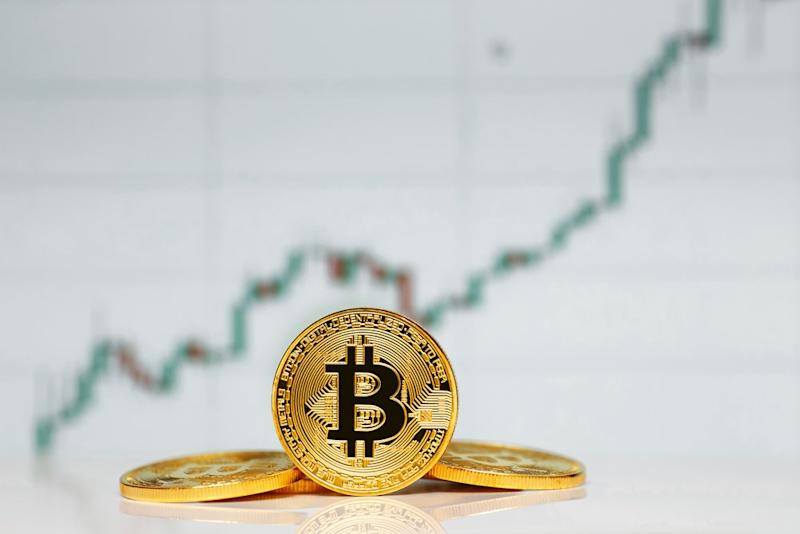 Bitcoin price has crossed the $5,500 milestone for the first time in five months. | Source: Shutterstock