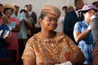 """Actress Octavia Spencer is nominated for best supporting actress for """"The Help."""""""