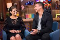"""<p>The cast typically <a href=""""https://www.reddit.com/r/IAmA/comments/2nz28q/i_am_jax_taylor_of_vanderpump_rules_ama/cmi7j7c/"""" rel=""""nofollow noopener"""" target=""""_blank"""" data-ylk=""""slk:films for six months"""" class=""""link rapid-noclick-resp"""">films for six months</a>, which includes all of the summer months. Over the years, the cast has planned some of their major life events to fit into this schedule, including Brittany Cartwright and Jax Taylor's June 29 wedding in season 8. </p>"""