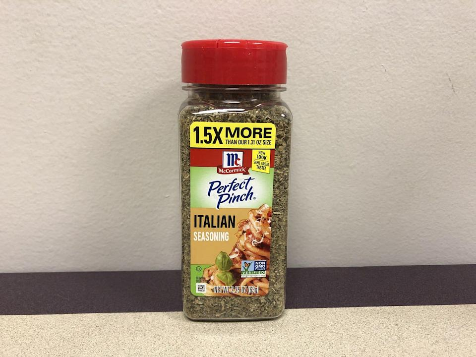 McCormick & Company is recalling three of its spices for possible salmonella contamination.