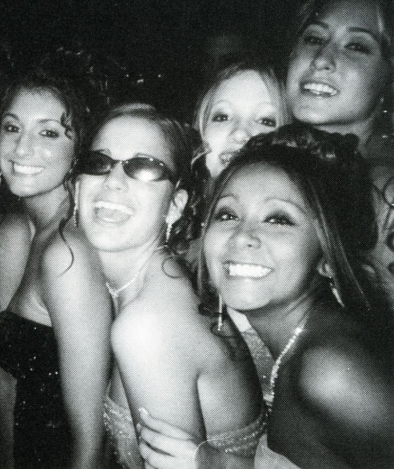 """<p>Recognize this face? Just three years before Nicole """"Snooki"""" Polizzi was living it up on the <i>Jersey Shore</i>, she was partying with classmates at the 2006 prom at Marlboro High School in Marlboro, N.Y. It's safe to say this is where she perfected the fist pump. <i>(Photo: Seth Poppel/Yearbook Library)</i></p>"""