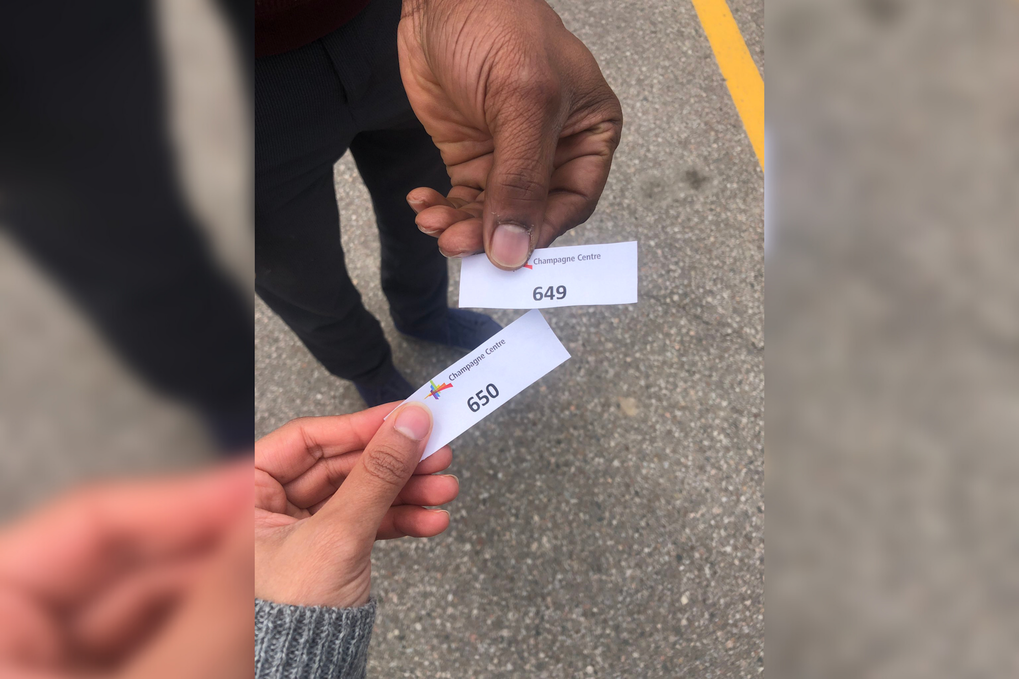 'We need to depend on each other': Toronto woman convinces Uber driver to stop everything, get COVID-19 vaccine with her