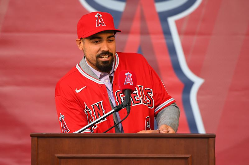 Anthony Rendon says he would have visited the White House, had it not been for a scheduling mix-up. (Photo by Jayne Kamin-Oncea/Getty Images)