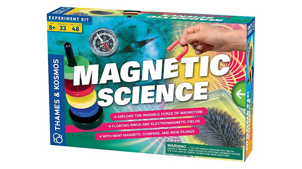 "<p>Thames & Kosmos Magnetic Science Experiment Kit</p><div class=""cnn--image__credit""><em><small>Credit: CNN</small></em></div>"