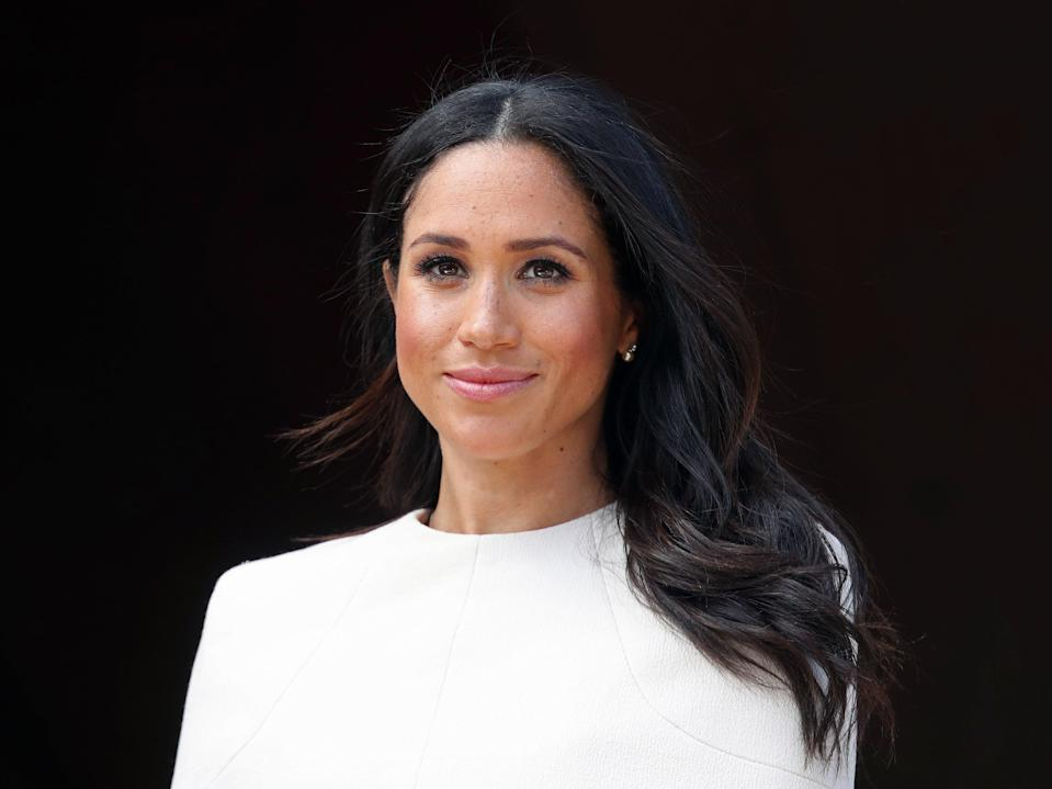 <p>Meghan Markle has revealed she suffered a miscarriage in the summer</p> (Getty)