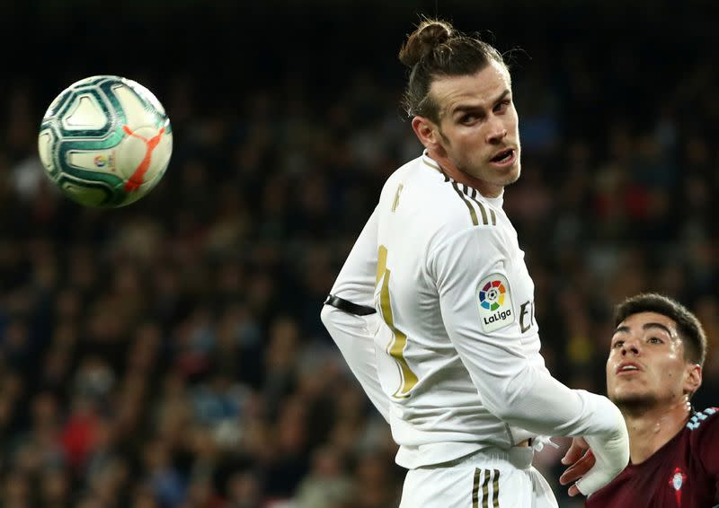 Late Real fee request ended Bale's China move hopes, says Jiangsu boss