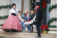 """<p>Step back in time at the <a href=""""https://williamsonheritage.org/dickens"""" rel=""""nofollow noopener"""" target=""""_blank"""" data-ylk=""""slk:annual Dickens of a Christmas festival"""" class=""""link rapid-noclick-resp"""">annual Dickens of a Christmas festival</a> in historic downtown Franklin. The festival, which is in its 35th year, brings characters from <em>A Christmas Carol</em> and <em>Oliver Twist</em> to life throughout its weekend-long festivities. Roam the Victorian Village and try Victorian-era <a href=""""https://www.countryliving.com/food-drinks/g2173/blogger-christmas-recipes/"""" rel=""""nofollow noopener"""" target=""""_blank"""" data-ylk=""""slk:Christmas treats"""" class=""""link rapid-noclick-resp"""">Christmas treats</a> like sugar plums while listening to carolers. Stop for a chat with Jacob Marley or Ebenezer Scrooge before visiting Father Christmas.</p><p><a class=""""link rapid-noclick-resp"""" href=""""https://go.redirectingat.com?id=74968X1596630&url=https%3A%2F%2Fwww.tripadvisor.com%2FTourism-g55055-Franklin_Tennessee-Vacations.html&sref=https%3A%2F%2Fwww.countryliving.com%2Flife%2Ftravel%2Fg2829%2Fbest-christmas-towns-in-usa%2F"""" rel=""""nofollow noopener"""" target=""""_blank"""" data-ylk=""""slk:PLAN YOUR TRIP"""">PLAN YOUR TRIP</a></p>"""