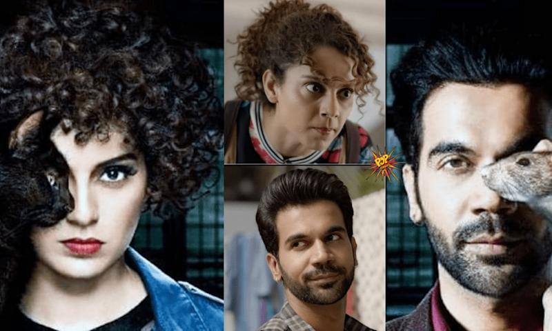 Despite Kangana Ranaut's Magic And Rajkummar Rao's Staggering Act, JudgeMentall Hai Kya Fails To Engage!
