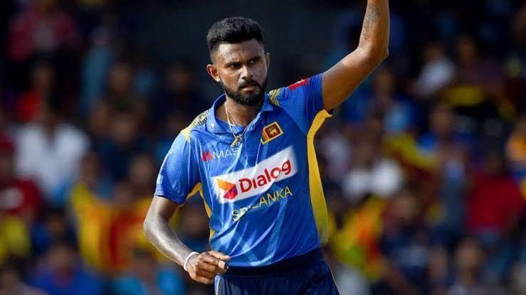 Sri Lankan speedster Isuru Udana could well be Kohli's ace in the pack in this line-up
