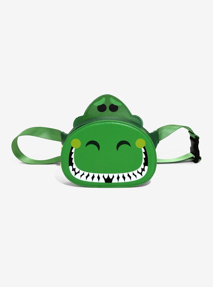 """<p><a href=""""https://www.boxlunch.com/product/loungefly-disney-pixar-toy-story-rex-fanny-pack/11874571.html?cgid=accessories-bags-fanny-packs#start=10"""" target=""""_blank"""" class=""""ga-track"""" data-ga-category=""""Related"""" data-ga-label=""""https://www.boxlunch.com/product/loungefly-disney-pixar-toy-story-rex-fanny-pack/11874571.html?cgid=accessories-bags-fanny-packs#start=10"""" data-ga-action=""""In-Line Links"""">Loungefly Disney Pixar <strong>Toy Story</strong> Rex Fanny Pack</a> ($32, originally $40)</p>"""