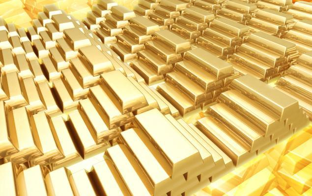 Gold ETFs to Get Back Their Glitter As Volatility Flares Up?