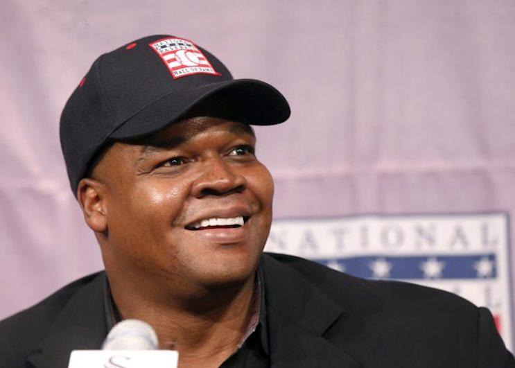 Hall of Famer Frank Thomas shares his expertise on the upcoming Home Run Derby. (AP)