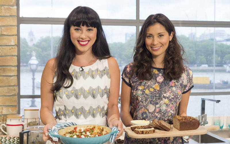 The Hemsley sisters  - Credit: Rex/Shutterstock