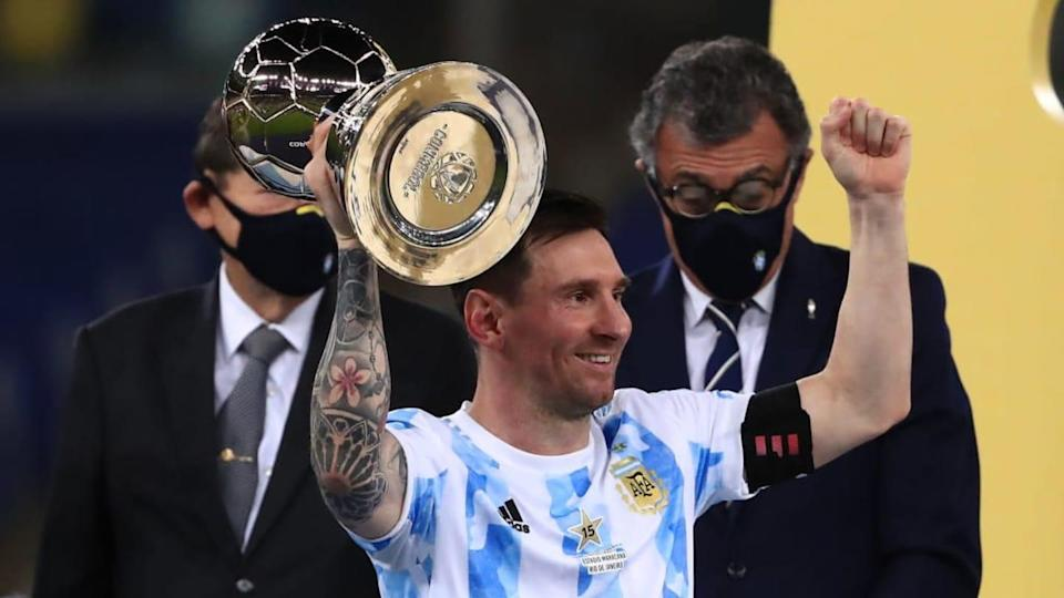 Lionel Messi   Buda Mendes/Getty Images
