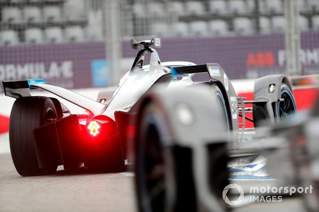 "Nyck De Vries, Mercedes Benz EQ, EQ Silver Arrow 01 <span class=""copyright"">Sam Bloxham / Motorsport Images</span>"