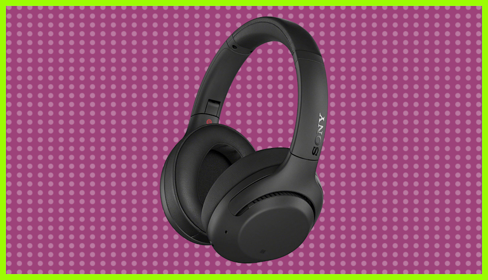 Save half on these Sony WH-XB900N Noise Cancelling Headphones. (Photo: Sony)