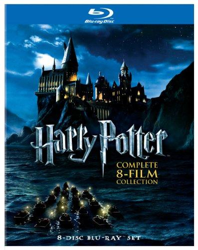 Harry Potter: Complete 8-Film Collection [Blu-ray] (Amazon / Amazon)