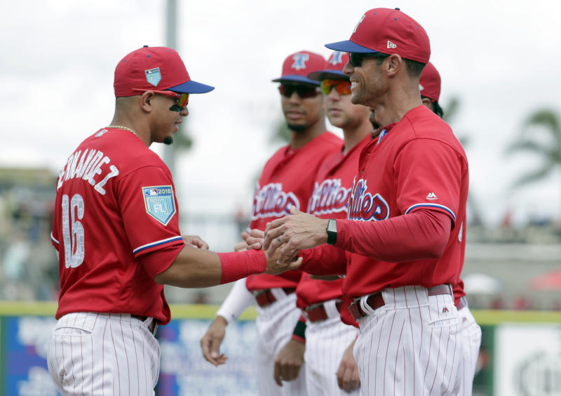 c2204819 New vibe surrounds Phillies in spring training