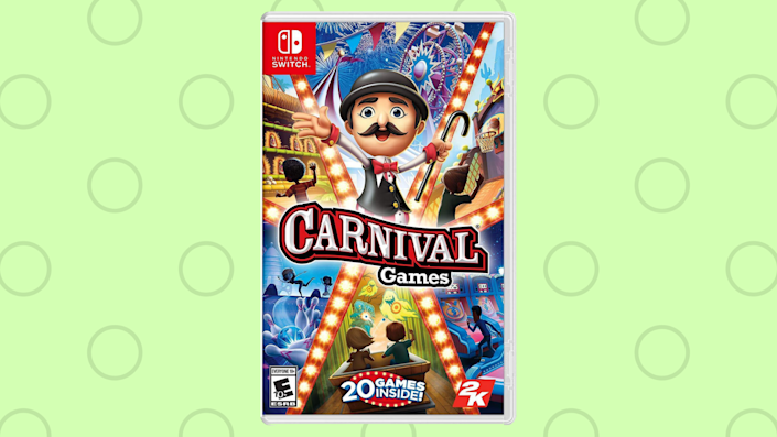 Go to the carnival for half off. (Photo: Amazon)