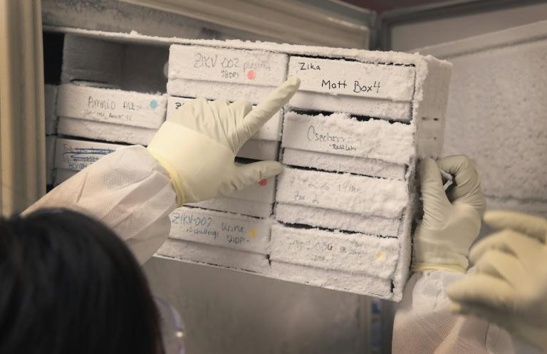 Several other vaccines have 'cold-chain profiles', but Pfizer's needs supercool storage