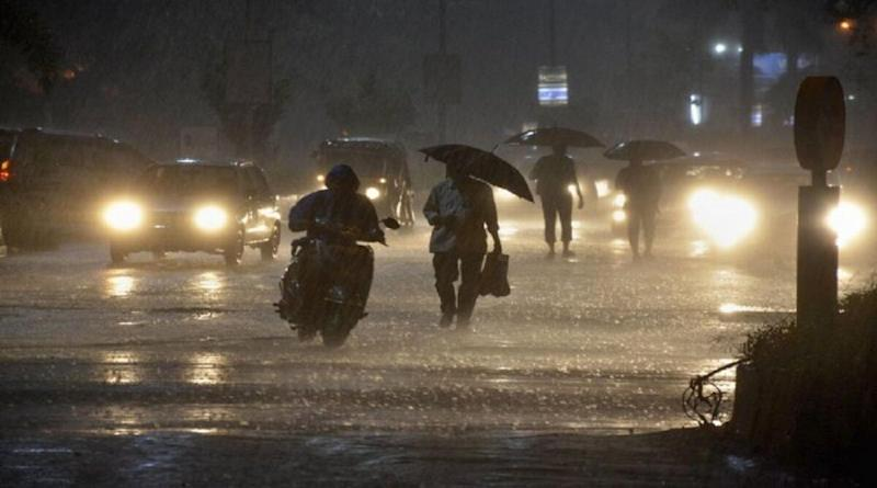 Mumbai Monsoon Forecast 2020: IMD Predicts Heavy Rainfall to Continue in Financial Capital For Next 24 Hours, Advises Fishermen Not to Venture Along the Coast
