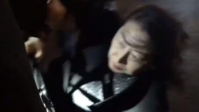 Hong Kong justice secretary Teresa Cheng injured in London while surrounded by protesters