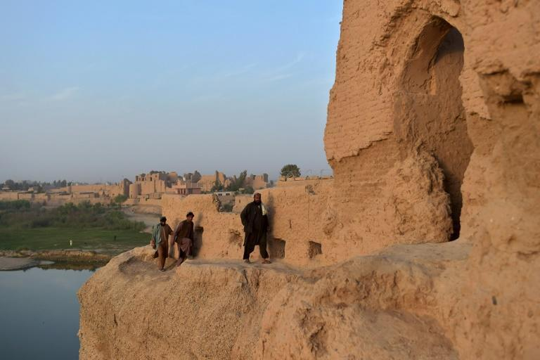 First explored by DAFA in the 1950s, the site has seen no conservation work since then
