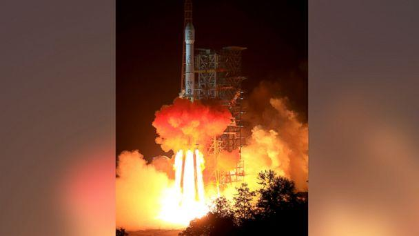 ap china launch kb 131204 16x9 608 Chinas Space Launches Send People Below Running for Cover