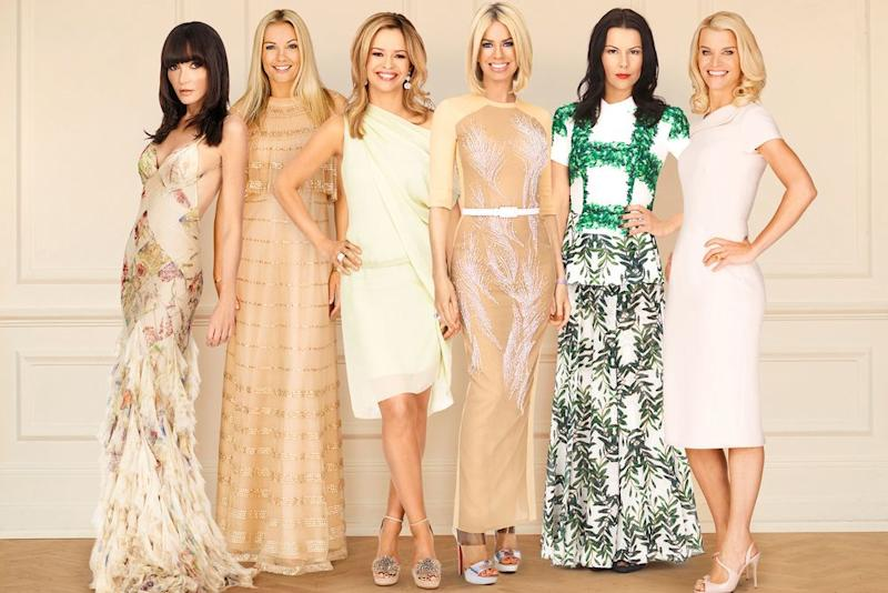 The cast ofLadies of London | Rebecca Miller/Bravo/Getty Images