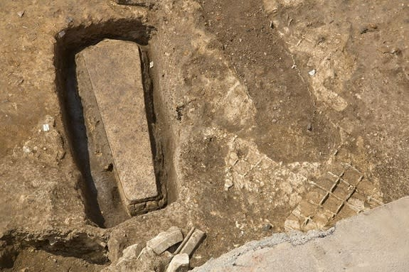 Coffin-Within-a-Coffin Biggest Find of Richard III Dig