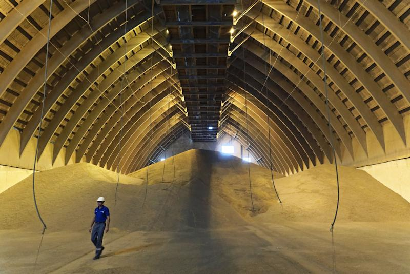 Crop Giant Bunge Reorganizes Trading in Latest Restructure