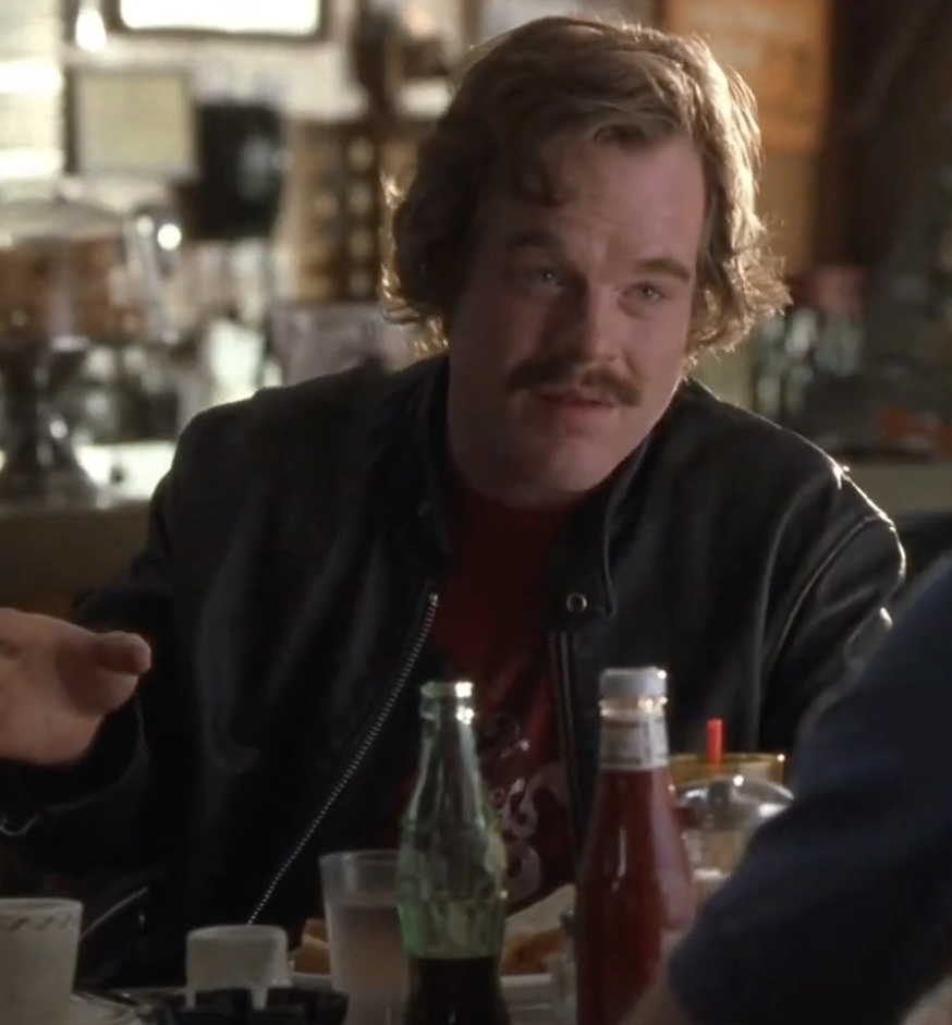 """Hoffman in """"Almost Famous"""""""