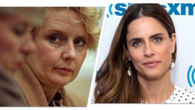 Betty Broderick and Amanda Peet