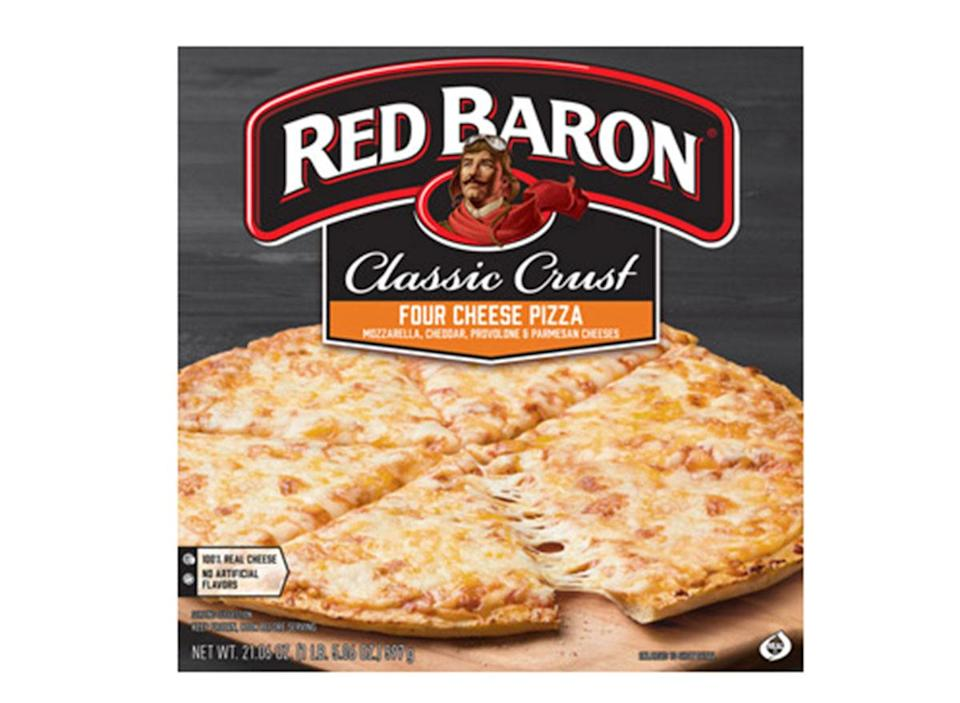 red baron four cheese