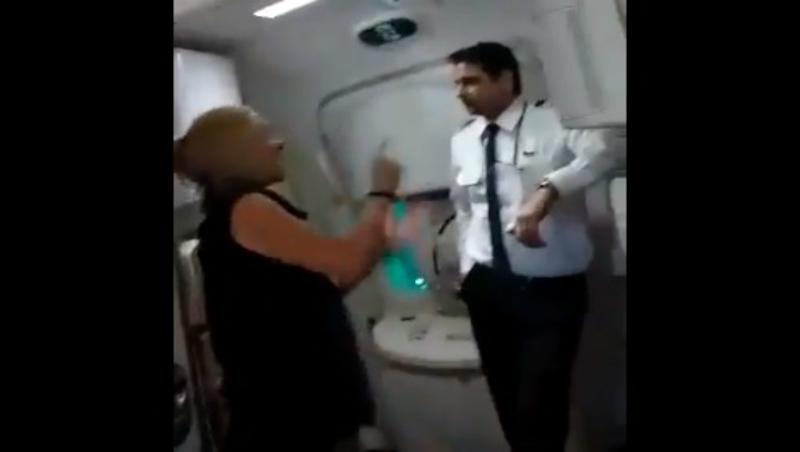 Woman Abuses Air India Crew After Being Denied Alcohol; Watch Video